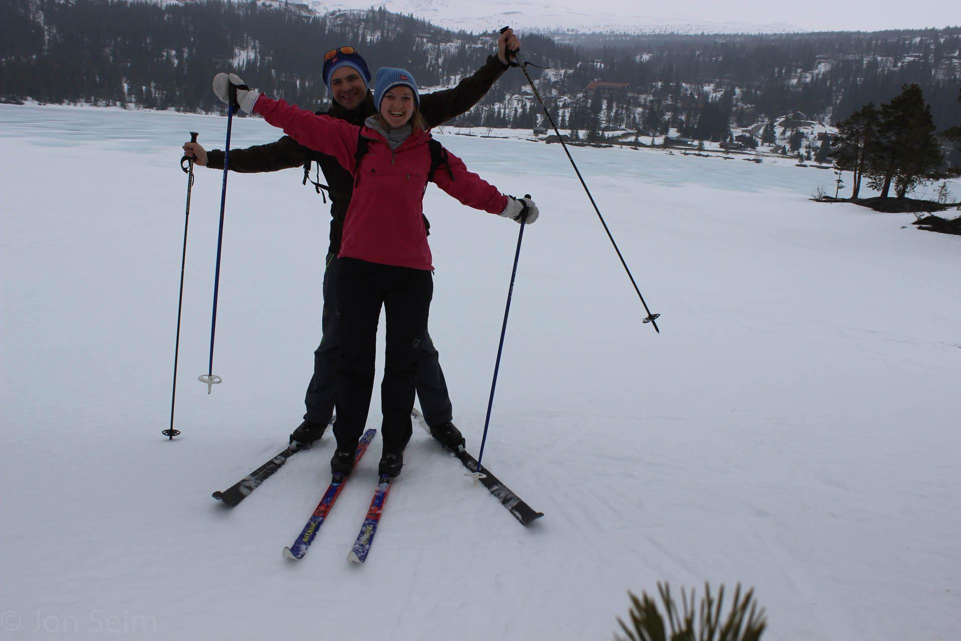 Skitur Tuddal